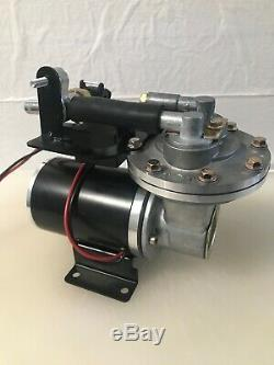 12 Volt Electric Vacuum Pump kit Brake Booster 12 Volt 18 to 24 Easy Install