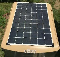 200w Solar Panel Kit For EZGO 36v Golf Cart- Easy To Install Charging System