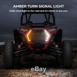 2019-2021 Front & Rear Accent Light Kit for Polaris RZR XP 4 Turbo 1000 2884053