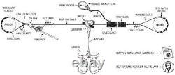 250' Lx Sleadd Zip Line Kit, Fast Easy Installation, Built In Tensioning, 10 Yea