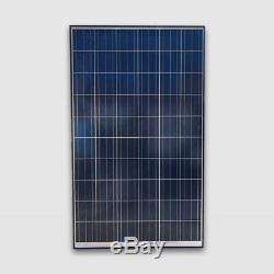 250W Solar Panel Kit SanTan T Series Easy To Install On RV Or Boat