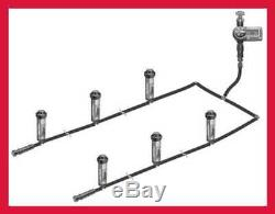 32ETI Easy To Install In Ground Automatic Sprinkler System Kit FREE SHIPPING