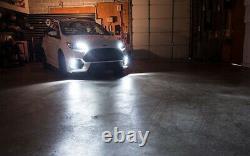 6000K Bright LED Bulbs For Chevrolet Traverse 2009-2012