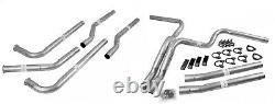 73-87 Gm Pickup, Universal Dual Kit Replacement Auto Part, Easy to Install
