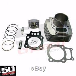 89mm 440cc Big Bore Kit Honda XR400 / TRX400EX 1996-2016 Bolt On Easy Install