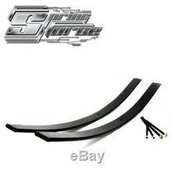 99-2007 GMC Sierra 1500 Classic Body 2 Lift Long helper springs Add-a-Leaf Kit