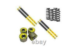 ARB Front/Rear Old Man Emu Shock/Spring Kit with Caster for Toyota Land Cruiser