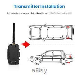 AUTO VOX T1400 Upgrade Wireless Backup Camera Kit Easy Installation with No W