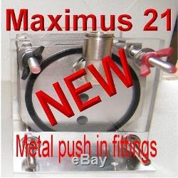 Aaa Hho Maximus Turbo 21 Plate Kit Easy Install Version 12 + Koh
