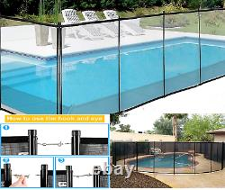 Above Ground Swimming Pool Resin Safety Fence Life Saver Choose Kit Size