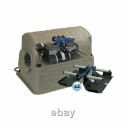 Airmax PS20 1/2hp Deep Water Aeration System with Diffuser 200' Tubing 110V KIT