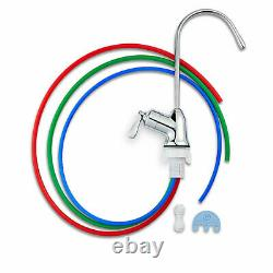 Amway eSpring Auxiliary Faucet Kit Below Counter Model Easy Installation NEW