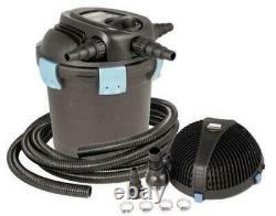 Aquascape UltraKlean 3500 gallon Pond Filtration Kit MAKE OFFER
