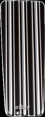 Arlen Ness 10-Gauge Black Dash Insert Kit 04-221 Easy Installation