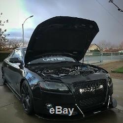Audi B8/B8.5 4-Door Side Skirt Kit Sedan Hatchback Easy Install