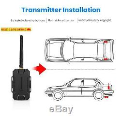 Auto Vox T1400 Upgrade Wireless Backup Camera Kit, Easy Installation With No Wir