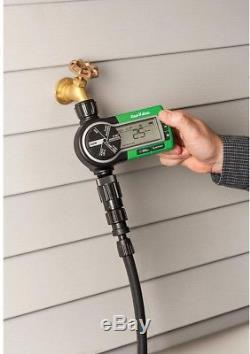 Automatic Sprinkler System Easy to Install In-Ground Self Draining Complete Kit