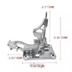 Billet Shifter Box Kit RSX Integra DC2 Honda Civic K20/24 Swap K-TShift Knob