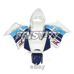 Body Kits for Suzuki RGV250 1988 1989 Cowlings VJ21 88 89 Body Frames White Blue