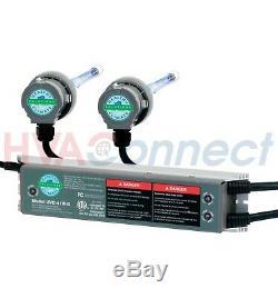 Brand New Dual Bulb Germicidal UVC Light Kit -Purifies Entire Home -Easy Install
