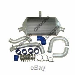 CXRacing Intercooler Kit 03-05 EVO 8 9 VIII Bolt On, Easy Install Big Performanc