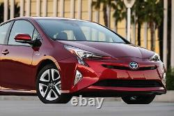 Complete OEM-Spec LED DRL/Fog Lamp Kit withWiring Harness For 2016-18 Toyota Prius