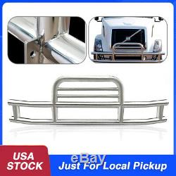 Deer Guard Front Grille Grill Bumper Protector Fit Freightliner Cascadia 2008-17