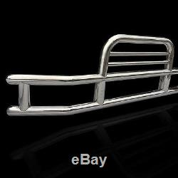 Deer Guard Front Grille Grill Bumper Protector For Freightliner Cascadia 2008-17