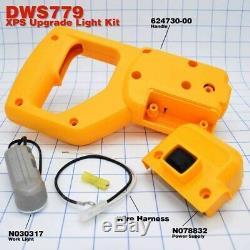 Dewalt DWS779 XPS Work Light Upgrade Kit, Easy Installation
