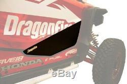 DragonFire Racing Door Filler Panel Kit For Honda Talon R X 2 Seat 07-6900