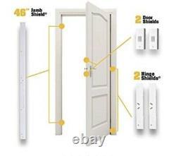 EZ Armor Combo Set Door Security Kit SET-EZA-2000 Easy Install Home Security NEW