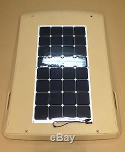 EZ-GO Solar Charging Kit 100w EZGO TXT 36v / 48v Charger MPPT Power Easy Install
