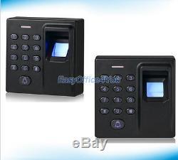 Easy Install DIY Full Fingerprint+RFID+Password Keypad Door Access Control kits