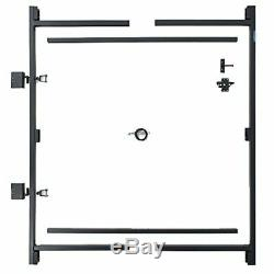 Easy Install Steel Frame Gate Rebuild Kit for 60 x 96 Opening (Up to 6' High)