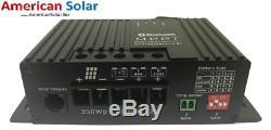 Easy solar kit install RV barn cabin best 300 watt easy install lighting trailer