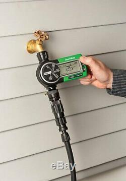 Easy to Install In-Ground Automatic Sprinkler System Kit Rain Bird 32ETI