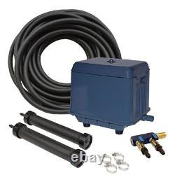 EasyPro KLC LA2 Koi Pond Aeration Kit 2000 to 15000 gallons