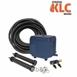EasyPro LA2 Stratus KLC Complete Aeration Kit for Ponds Up to 15000 Gallons