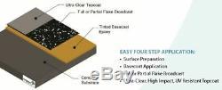 Epoxy Flake/Chip Floor Garage Alfresco Indoor&Outdoor 36sqm EasyDIY Complete Kit