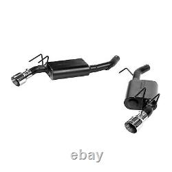 Flowmaster 817483 American Thunder Axle-Back Exhaust Kit for Chevy Camaro 3.6L