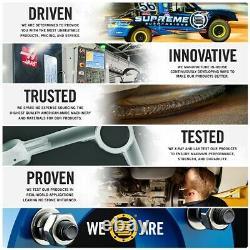 For 2001-2010 Silverado Sierra HD 3 Front + 2 Rear Lift Kit + Bilstein B8 5100