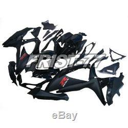 Frames for Suzuki GSXR600 2008 2009 2010 GSXR750 Fairings K8 Body Kits All Black