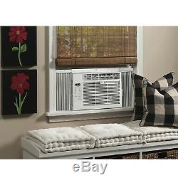 GE 6,000 BTU Window Air Conditioner AC With Remote Easy install kit included