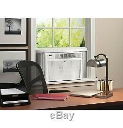 GE 8,000 BTU Window AC With Remote, Easy Mount window installation kit 115 Volt
