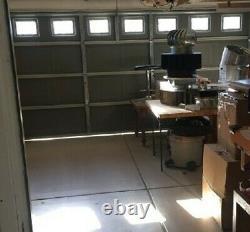Garage Door Window Kit is Easy to Install This is for 8 windows in a thin door