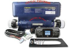 Gecko Aeware spa pack control 230V 50Hz IN. YE BUNDLE KIT with IN. K500 keypad $US