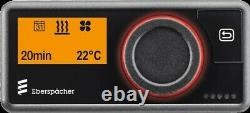 Hydronic HS3 D5E CS Install Kit with EASY START PRO timer