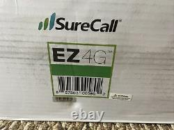 INCOMPLETE SureCall EZ 4G Easy Install Cell Phone Signal Booster