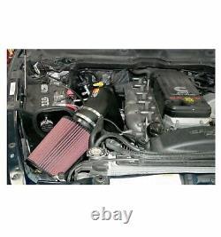 K&N 57-1532 Round Air Intake 57 Series Kit for 03-07 Dodge Ram 2500/3500 5.9L