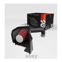K&N 63-1561 Performance 63 Series Aircharger Intake Kit for Ram 1500/2500/3500